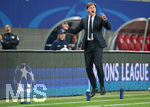 13.09.2017, Fussball UEFA Champions League 2017/2018,  Gruppenphase, 1.Spieltag, RB Leipzig - AS Monaco, in der Red Bull Arena Leipzig. Trainer Ralph Hasenhüttl (RB Leipzig)