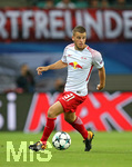 13.09.2017, Fussball UEFA Champions League 2017/2018,  Gruppenphase, 1.Spieltag, RB Leipzig - AS Monaco, in der Red Bull Arena Leipzig. Diego Demme (RB Leipzig)
