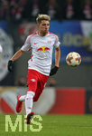 22.02.2018, Fussball UEFA Europa League 2017/2018,  Zwischenrunde, RB Leipzig - SSC Neapel, in der Red Bull Arena Leipzig. Kevin Kampl (RB Leipzig)