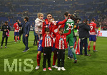 16.05.2018,  Fussball UEFA Europa-League Finale 2018, Olympique Marseille - Atletico Madrid, im Parc Olympique Lyonnais. Atletico Madrid gewinnt die Europa League , Fernando Torres (Atletico Madrid)
