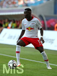 26.07.2018, Fussball UEFA Europa League 2018/2019,  2. Qualifikationsrunde, RB Leipzig - BK Häcken, in der Red Bull Arena Leipzig. Bruma (RB Leipzig)