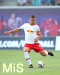26.07.2018, Fussball UEFA Europa League 2018/2019,  2. Qualifikationsrunde, RB Leipzig - BK Häcken, in der Red Bull Arena Leipzig. Willi Orban (RB Leipzig)