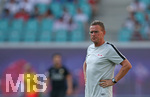 26.07.2018, Fussball UEFA Europa League 2018/2019,  2. Qualifikationsrunde, RB Leipzig - BK Häcken, in der Red Bull Arena Leipzig. Trainer / Sportdirektor Ralf Rangnick (RB Leipzig)