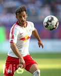 26.07.2018, Fussball UEFA Europa League 2018/2019,  2. Qualifikationsrunde, RB Leipzig - BK Häcken, in der Red Bull Arena Leipzig. Marcelo Saracchi (RB Leipzig)