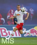 26.07.2018, Fussball UEFA Europa League 2018/2019,  2. Qualifikationsrunde, RB Leipzig - BK Häcken, in der Red Bull Arena Leipzig. Lukas Klostermann (RB Leipzig)