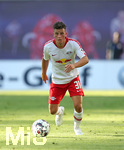 26.07.2018, Fussball UEFA Europa League 2018/2019,  2. Qualifikationsrunde, RB Leipzig - BK Häcken, in der Red Bull Arena Leipzig. Diego Demme (RB Leipzig)