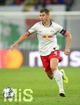 02.10.2019, Fussball UEFA Champions League 2019/2020, Gruppenphase, 2.Spieltag, RB Leipzig - Olympique Lyon, in der Red Bull Arena Leipzig. Willi Orban (RB Leipzig)