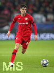 06.11.2019, Fussball UEFA Champions League 2019/2020, Gruppenphase, 4.Spieltag, Bayer 04 Leverkusen - Atletico Madrid, in der BayArena Leverkusen. Kai Havertz (Bayer Leverkusen)